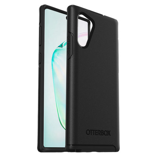 OtterBox Symmetry Shockproof Case for Samsung Galaxy Note 10 (Black)